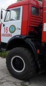Спасатели МЧС России приняли участие в ликвидации ДТП на автодороге «Валуйки – Алексеевка – Красное» Алексеевского городского округа