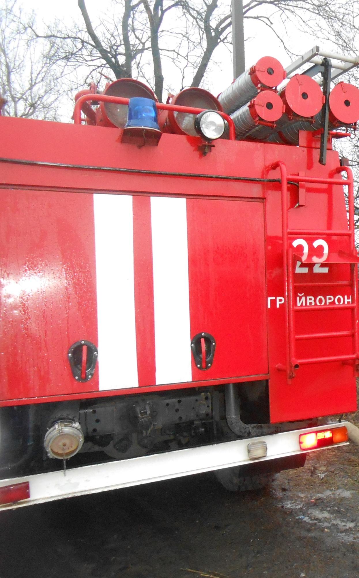 Спасатели МЧС России приняли участие в ликвидации ДТП на автодороге «Грайворон – Илек – Пеньковка» Грайворонского городского округа
