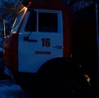 Спасатели МЧС России приняли участие в ликвидации ДТП на автодороге «Алексеевка - Иловка» Алексеевского городского округа
