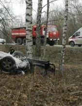 Спасатели МЧС России приняли участие в ликвидации ДТП в Грайворонском городском округе