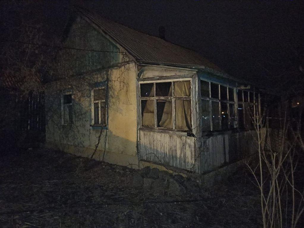 Пожар ликвидирован до прибытия пожарных подразделений в городе Алексеевка Белгородской области