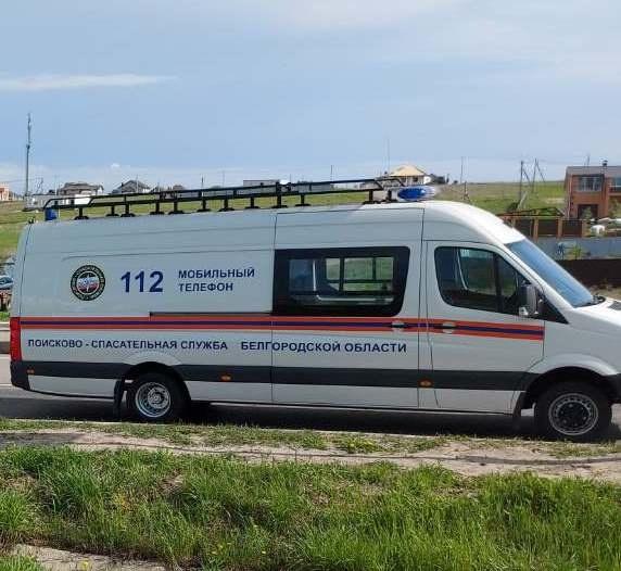 Спасатели МЧС России приняли участие в ликвидации ДТП в селе Севрюково Белгородского района