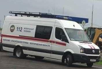 Спасатели МЧС России приняли участие в ликвидации ДТП в городе Старый Оскол Белгородской области