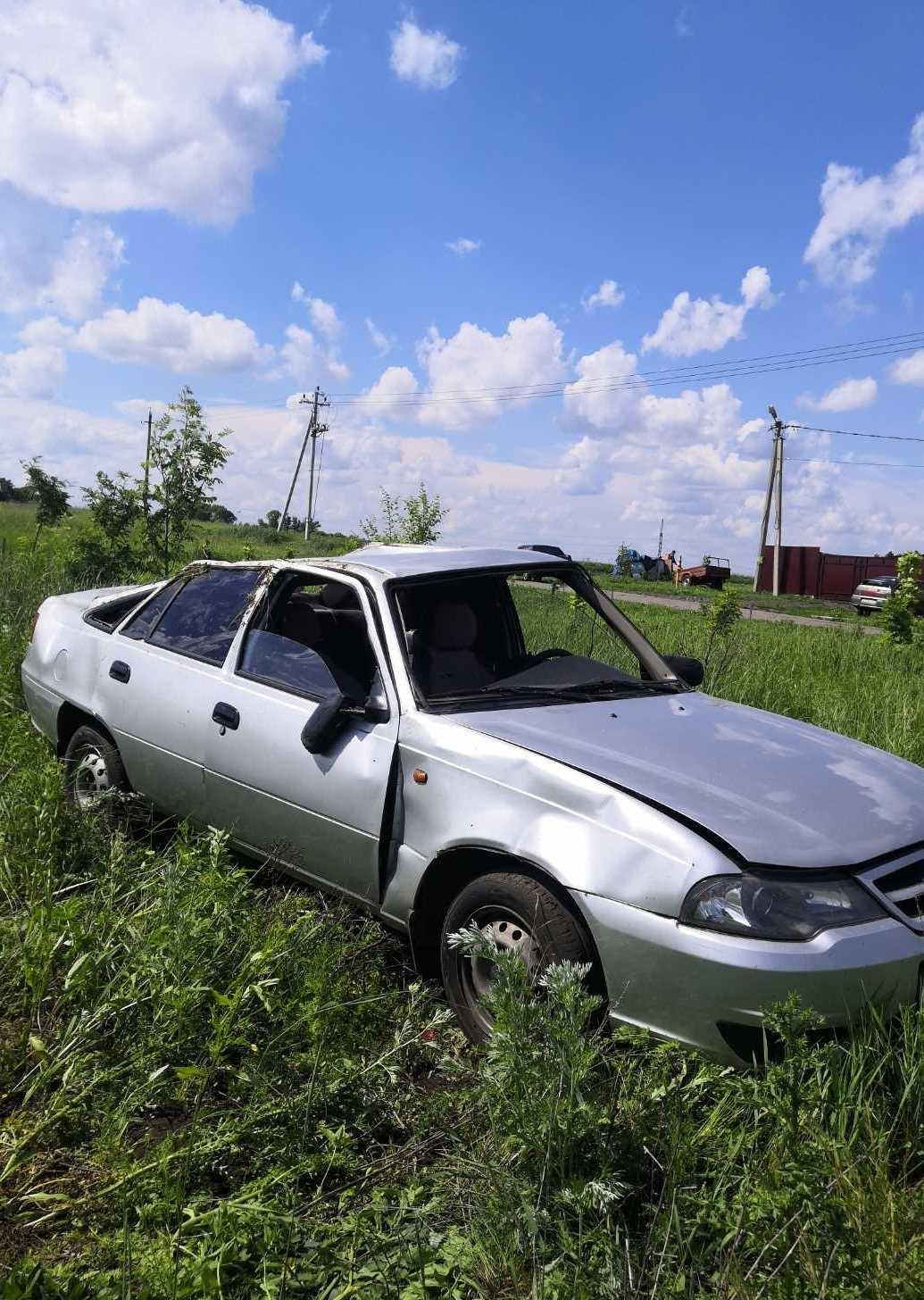 Спасатели МЧС России приняли участие в ликвидации ДТП в поселке Майский Белгородского района