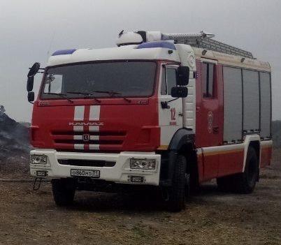 Спасатели МЧС России приняли участие в ликвидации ДТП в городе Шебекино по улице Пугачева