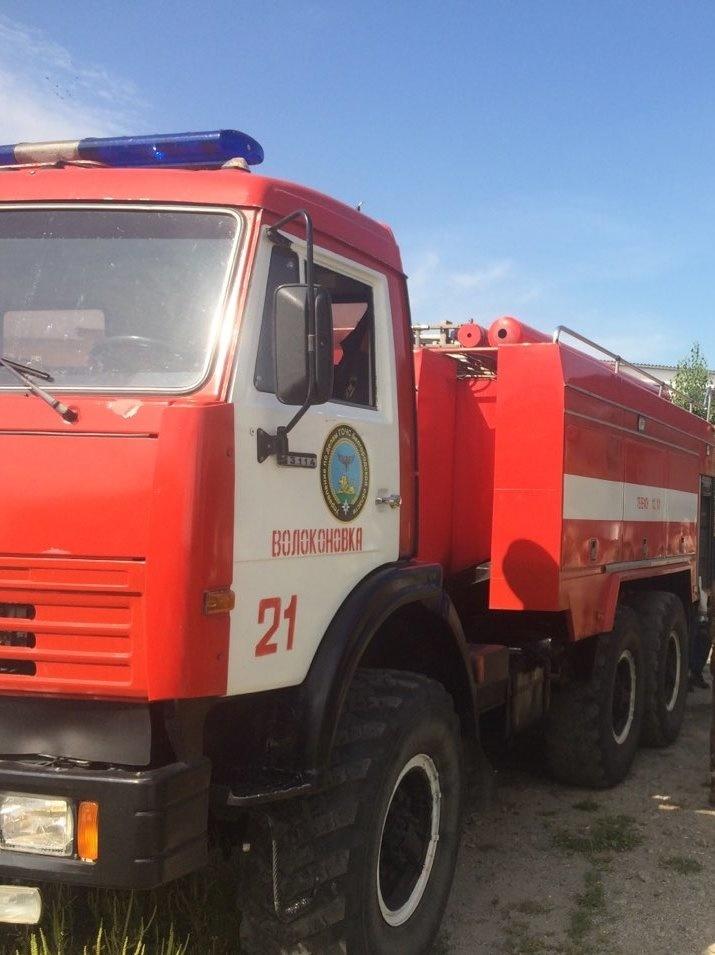 Спасатели МЧС России приняли участие в ликвидации ДТП на автодороге «Белгород – Шебекино- Волоконовка» Волоконовского района