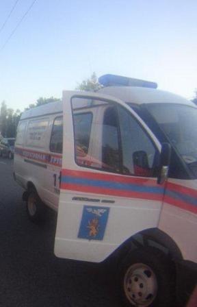 Спасатели МЧС России приняли участие в ликвидации ДТП  в городе Белгород