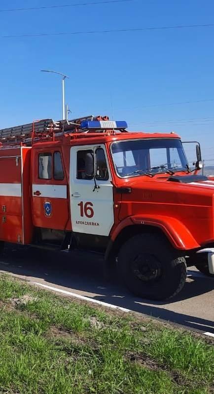 Спасатели МЧС России приняли участие в ликвидации ДТП на автодороге «Валуйки – Красное» Алексеевского городского округа