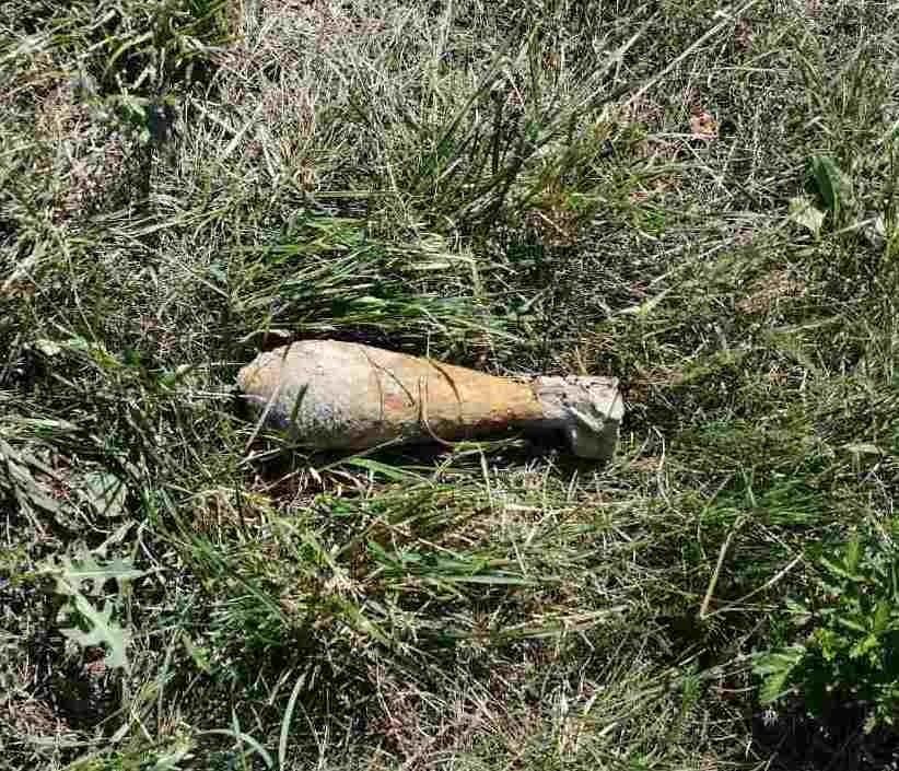 В городе Строитель Белгородской области обнаружен взрывоопасный предмет
