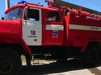 Спасатели МЧС России приняли участие в ликвидации ДТП в городе Валуйки