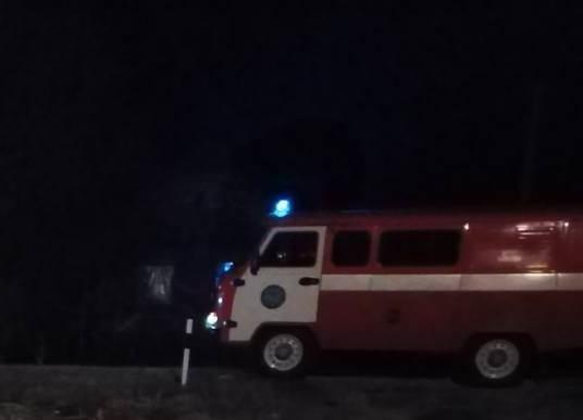 Спасатели МЧС России приняли участие в ликвидации ДТП в городе Короча Белгородской области